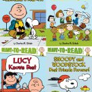 Peanuts - Set of 4 Books