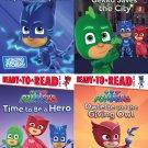 PJ Masks - Set of 4 Books