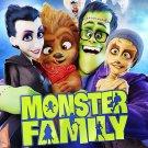 Monster Family DVD