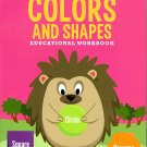 Good Grades Kindergarten Educational Workbooks Colors & Shapes - v4