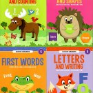 Good Grades Kindergarten Educational Workbooks - Set of 4 Books - v5