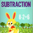First Grade Educational Workbooks - Good Grades - Subtraction - v4