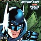Gigantic Coloring & Activity Book - Batman