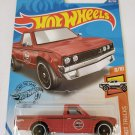 Hot Wheels 2020 Hw Hot Trucks Datsun 620, Red 182/250