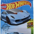 Hot Wheels Sesto Elemento 164/250, Blue