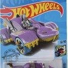 DieCast Hotwheels [Knight Draggin], Street Beasts 6/10 [Purple]