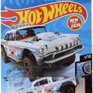 DieCast Hotwheels Big Air Bel Air [White] 179/250, Rod Squad 1/10