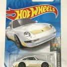 Hotwheels '96 Porsche Carrera (White) 16/250, HW Dream Garage 1/5