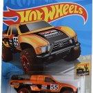 DieCast Hotwheels Toyota Off Road Truck, Baja Blazers 3/10 [Orange]