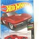 DieCast Hotwheels '64 Corvette Sting Ray (red) 10/250, HW Race Day 2/10