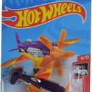 DieCast Hotwheels Mad Propz, Rescue 6/10 [Purple]