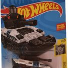 DieCast Hotwheels [Tanknator] 5/250 White/Black, Experimotors 1/10 [Ship in Protector case]