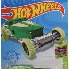 DieCast Hotwheels [Hi Roller] 18/250, Glow Racers 2/5 [Ship in Protector case]