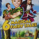 6 Magical Fairy Tales Animated Movie Collection - Set DVD