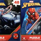 Marvel Ultimate Spider-Man - 48 Pieces Jigsaw Puzzle (Set of 2)
