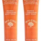 Body Wash Mango + Tangerine 10fl oz (295.7ml) (For All Skin Types) (Set of 2 Pack) bu 001