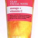 Clay Facial Mask Mango + Vitamin C 3fl oz 88.7ml