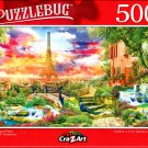 Dreaming of Paris - 500 Pieces Jigsaw Puzzle