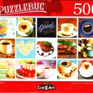 Love Coffee - 500 Pieces Jigsaw Puzzle