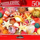 Pearly Shells - 500 Pieces Jigsaw Puzzle