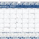 2021 Monthly Spiral-Bound Calendar - Edition #021