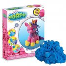 The Orb Factory Morph Ultra Pink with Free Blue Morph
