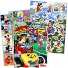 Bendon Intl Disney Favorite Characters Coloring Books for Kids with Stickers