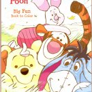 Disney Winnie the Pooh - Big Fun Book to Color - A Pile of Friends