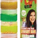 Craft City Karina Garcia Mystery Slime | Green | 4 Pack | Pre Made Slime |