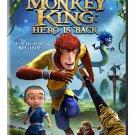 Monkey King: Hero is Back DVD