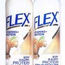 Flex Vitamins + Protein Body Building Protein Shampoo & Conditioner (Set of 2 Pack)
