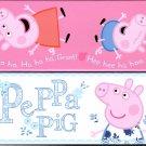 Peppa Pig - Metal Tin Case Pencil Box Storage