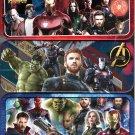 Marvel Avengers - Metal Tin Case Pencil Box Storage