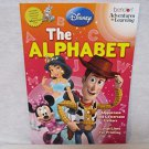 Disney & Pixar Film Characters The Alphabet