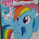 My Little Pony Jumbo Coloring & Activity Book ~ Rainbow Dash