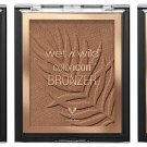 wet n wild Color Icon Bronzer - E743B What Shady Beaches, Brown, 11 g (Set of 3 Pack)