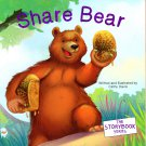 The Storybook Series - Share Bear - Children's Book