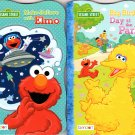 Sesame Street Make - Believe with Elmo and Big Birds Day at the Park - Children's Board Book
