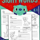 Teaching Tree Sight Words - Educational Workbook - Grades K - 1