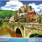 Estaing, France - 500 Pieces Jigsaw Puzzle