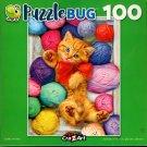 Cuddly Yarn Box - 100 Piece Jigsaw Puzzle