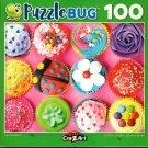 Cute Cupcakes II - 100 Piece Jigsaw Puzzle