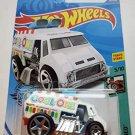 Hot Wheels 2020 Tooned Cool-One, 38/250 White