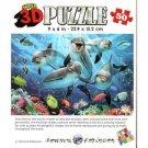 Dolphin Delight - Super 3D 50 Pieces Jigsaw