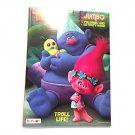 Dreamworks Trolls Jumbo Coloring and Activity Trolls Life Book
