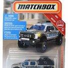 Matchbox '17 Ford F 350 Skyjacker Super Duty 19/20, Silver