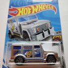 Hot Wheels 2020 HW Metro HW Armored Truck 31/250, Chrome