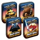 Cartamundi Angry Birds Star Wars Playing Cards Assorted Characters