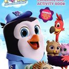Disney Junior - Jumbo Coloring & Activity Book - T.O.T.S. Tiny Ones Transport Service