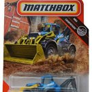 Matchbox Countryside MBX Backhoe 92/100, Blue